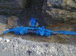Rurociąg sieci wodociągowej