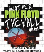 Another Pink Floyd 40 lat The Wall