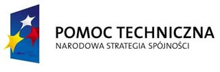 Logotyp UE - Pomoc Techniczna