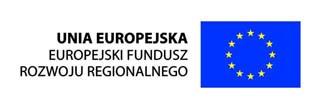 Logotyp UE - EFRR