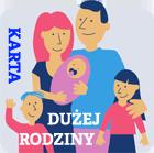 Karta Dużej Rodziny - logo