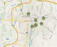 Interaktywna mapa Cieszyna